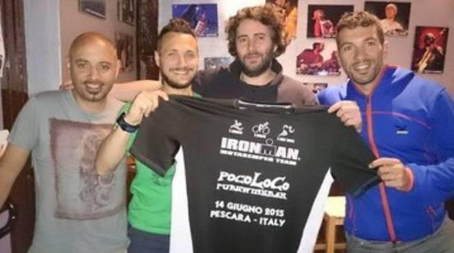 Ironman 70.3, team aquilano accetta la sfida