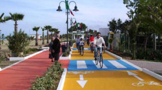 L'Abruzzo sempre più percorribile in bici