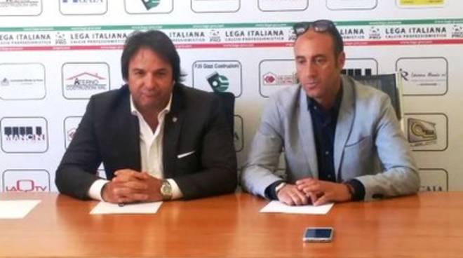L'Aquila Calcio, Zavettieri: «Lascio il cuore qui»