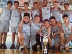 L'Aquila del basket è Campionessa regionale Under 13