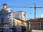 «L'Aquila rischia il blocco della ricostruzione»