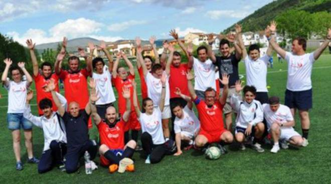 L'European Football Week a L'Aquila