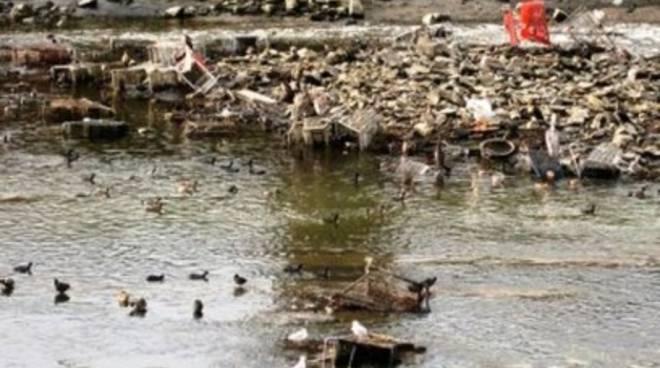 La filiera dell'inquinamento, dall'Ospedale alle acque dell'Aterno