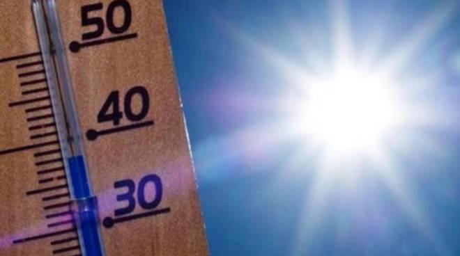 Meteo: si entra nel clima africano, verso picchi di 37 gradi