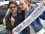 'Miss Lilt L'Aquila' diventa un abito firmato