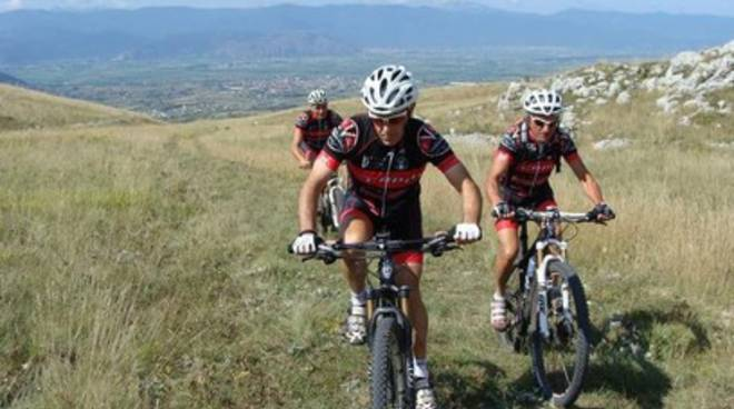 Mountain Bike, tutto pronto per 'I Sentieri dei Lupi'