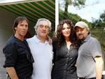 Nel nome del cinema, Robert De Niro e la scelta dell'Abruzzo