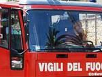 Palazzo Ater in fiamme a Pescara, salvataggi miracolosi