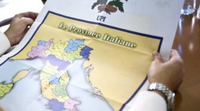 Province, Upi Abruzzo: «Situazione da codice rosso»