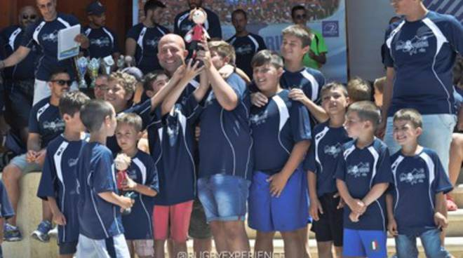 Rugby Experience Summer Camp, chiusura col botto