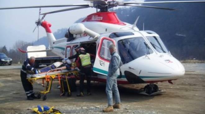 Salvataggio estremo sul Gran Sasso, 2 escursionisti da recuperare