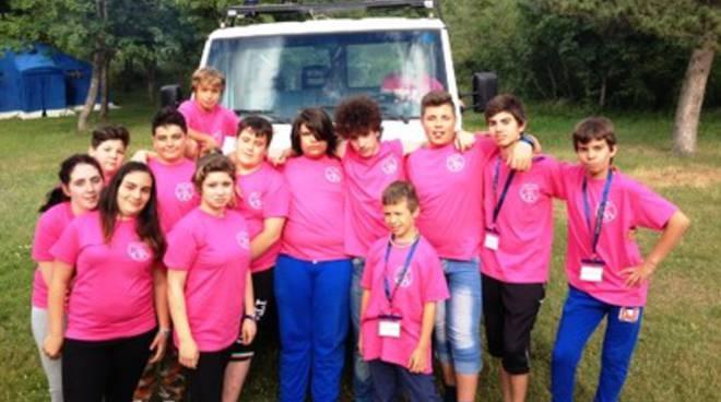 Si trova a Tagliacozzo il campo scuola dei piccoli eroi