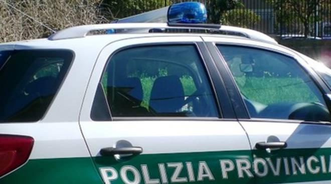 Sorpassa pattuglia e investe due agenti, arrestato