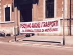 Ad Avezzano i funerali del Trasporto pubblico