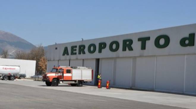 Aeroporto Preturo: riapertura traffico aviazione generale e business