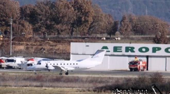 Aeroporto Preturo: uno scalo fantasma con 7 dipendenti