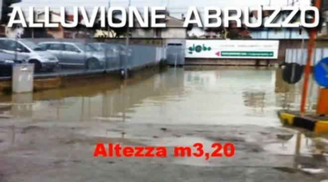 Alluvione in Abruzzo, alcuni Comuni aiutati 'regionalmente'