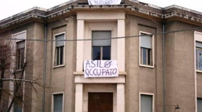 Asilo Occupano, Silveri: «L'illegalità non è mai innocua»