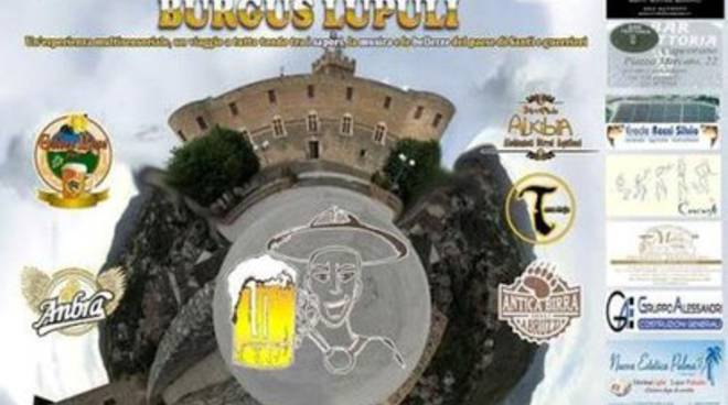 'Burgus Lupuli' a Capestrano