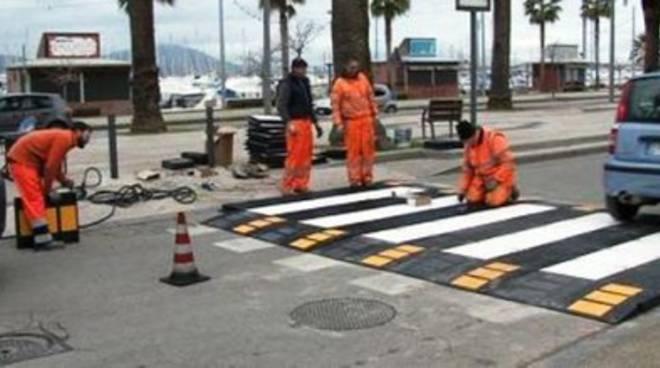 Celano anti-incidenti stradali grazie ai passaggi pedonali rialzati