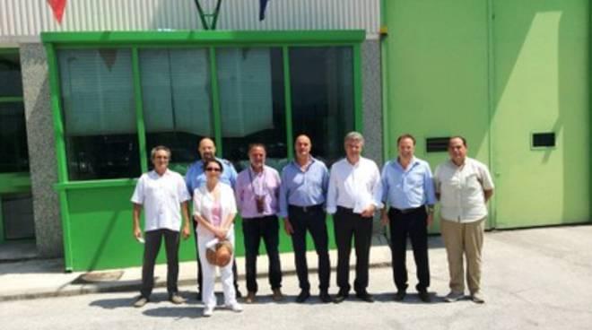 Due consiglieri in visita al carcere sulmonese: miglioramenti in vista