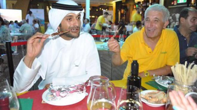 EXPO: l'arrosticino abruzzese fa innamorare gli arabi