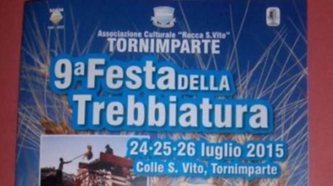 Festa della Trebbiatura a Colle San Vito di Tornimparte