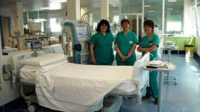 In vacanza, il servizio dialisi di Avezzano resta sveglio di notte