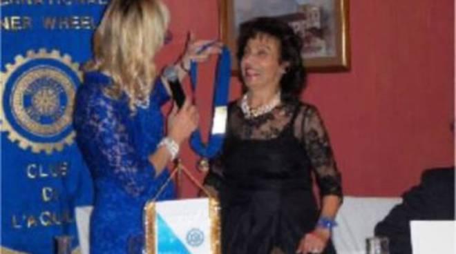 Inner Weel: Paola Poli passa il testimone a Lia Ferraro