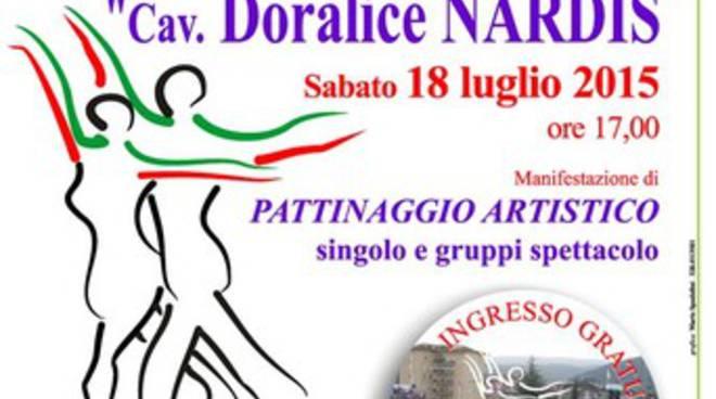 L'Aquila, 18 luglio: Memorial Nardis di pattinaggio artistico