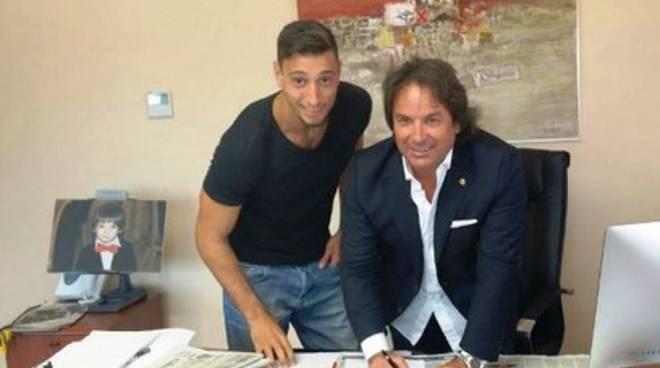 L'Aquila Calcio, arriva Anderson