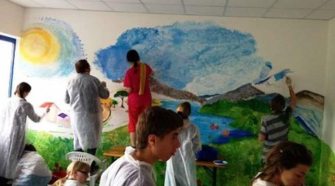 L'Aquila ospita i ragazzi di 'Maria's Childrens'