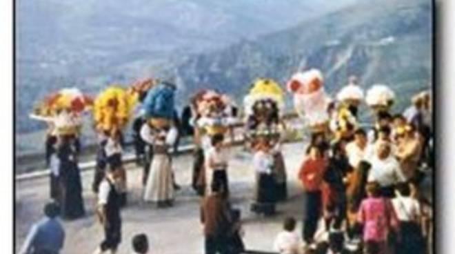 La 'festa' in Abruzzo, i Banderesi di Bucchianico