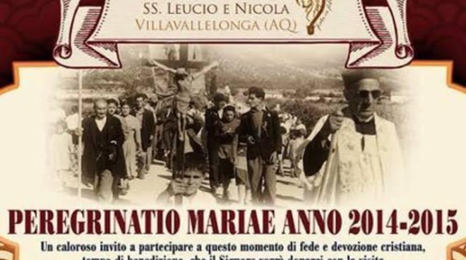 La 'Madonna di Canneto' a Villavallelonga