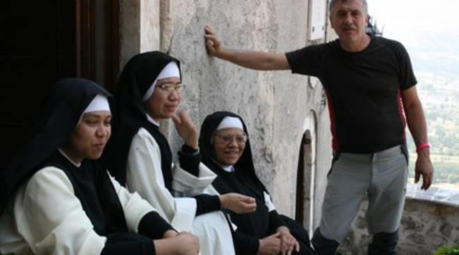 Le Celestine di San Basilio dell'Aquila. Verso l'eremo di San Onofrio