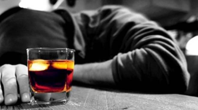 Lo spettro della violenza in casa, allontanato sulmonese alcolista