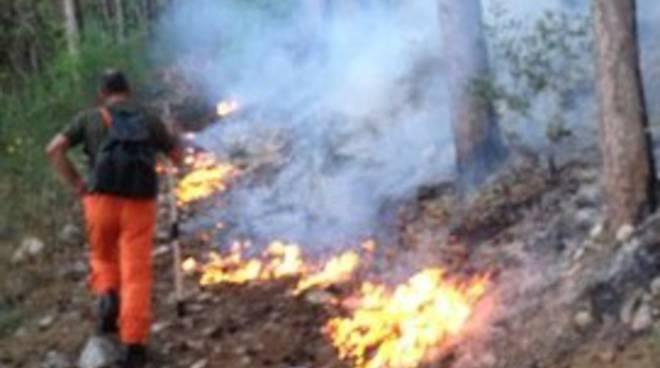 Marsica rovente: le 5 W degli incendi boschivi