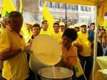 «No a formaggi senza latte», allevatori in piazza a Roma