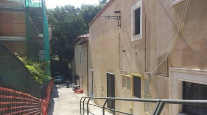Palazzo Bonanni, apre 'Il Vicoletto'
