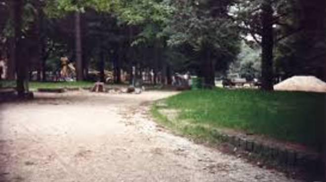 Parco del Castello, presto recinzione e chiusura di notte