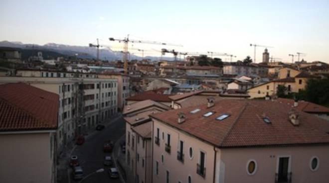 Ricostruzione L'Aquila: «Dl Enti Locali passo fondamentale»