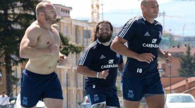 Rugby: «Benvenuti all'Aquila, Azzurri!»