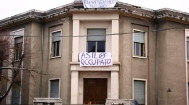 Serata all'Asilo Occupato? «Ci saremo anche noi per difendere L'Aquila»