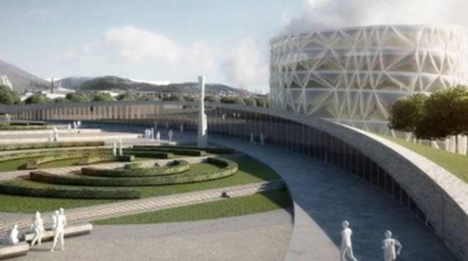 Teatro piazza D'Armi: «Cantiere a novembre»