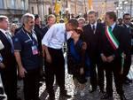Tra i 50 scatti di Obama, L'Aquila rappresenta l'Italia