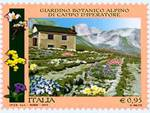 Un francobollo per il Giardino di Campo Imperatore