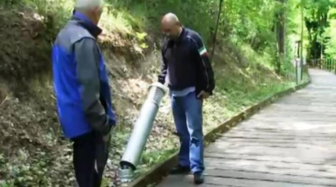 Vandalismo a Paganica, «Ora basta!»
