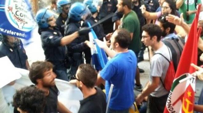 «Assurdo impedire ai manifestanti di avvicinarsi al centro»