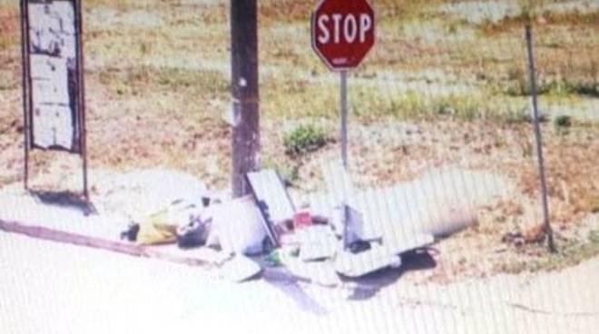 Avezzano non perdona: lotta agli 'scaricatori di rifiuti' abusivi