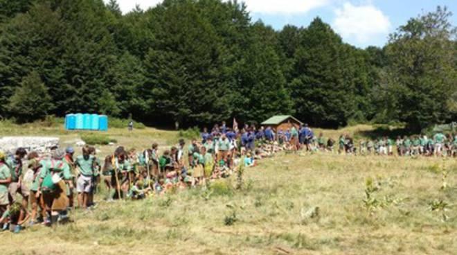 Camporotondo in missione scout: l'amore per la terra dopo 29 anni
